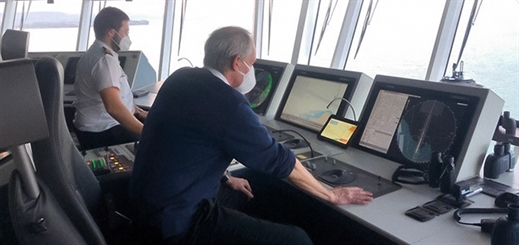 Improving cruise ship navigation with innovation