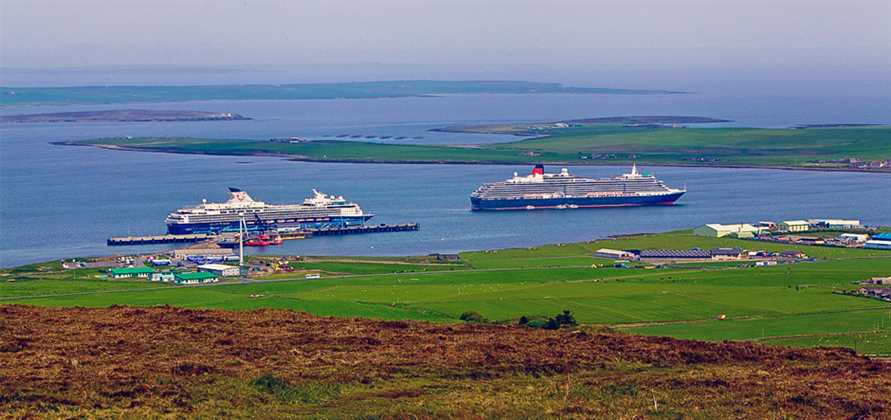 Orkney set for a record year in 2015