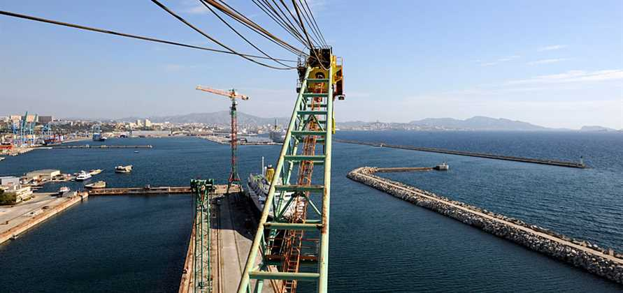 Marseille cruise repair facility to open in September 2015