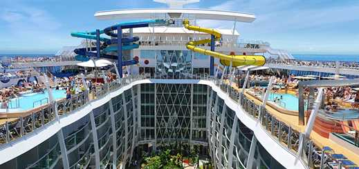 Royal Caribbean reveals more about Harmony of the Seas