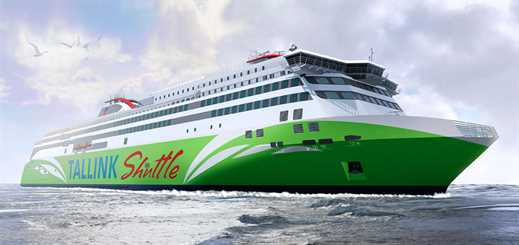 Meyer Turku to construct LNG-powered fast ferry for Tallink