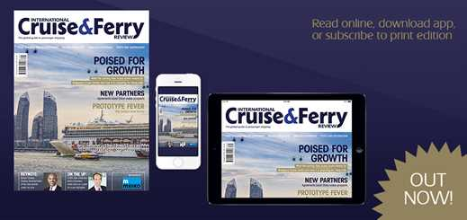 The new issue of International Cruise & Ferry Review is out now