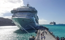 BVI welcomes first cruise ship at newly extended pier
