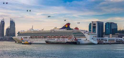 Singapore Cruise Centre is poised for growth