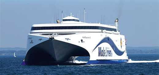 Plenty of reasons for optimism in the fast-ferry market