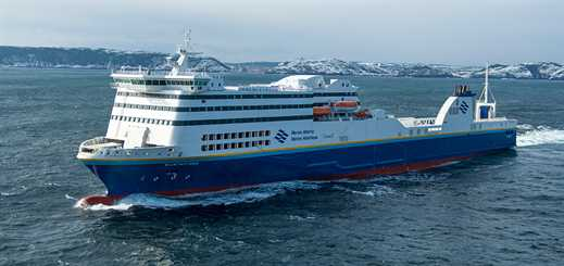 Marine Atlantic purchases two passenger ferries from Stena