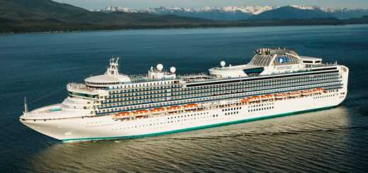 Golden Princess and Diamond Princess to debut in South Pacific