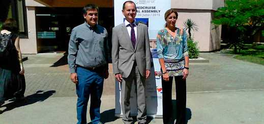 MedCruise General Assembly opens at the Port of Zadar