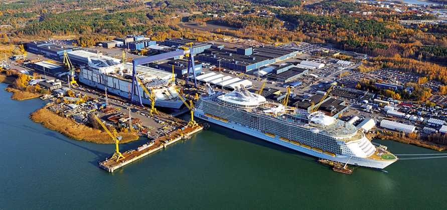 Meyer Werft to build four LNG cruise ships for Carnival Corporation