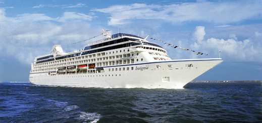 Oceania Cruises adds 'Around the World in 180 Days' voyage for 2017