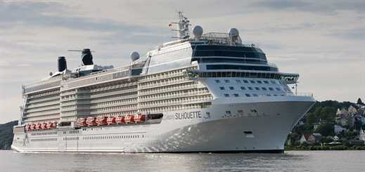 Dublin Port celebrates its busiest cruise day to date