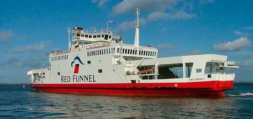 Red Funnel rolls out new high-capacity wifi solution