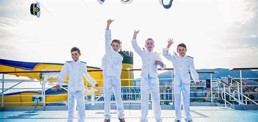 Costa to launch 'Captain for a Day' programme for young cruisers