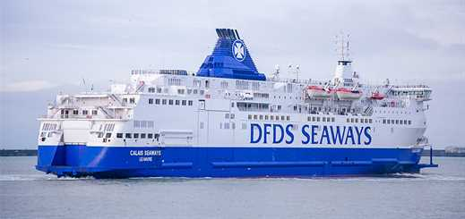DFDS Seaways buys two passenger ferries from Groupe Eurotunnel