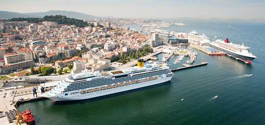Vigo to welcome record cruise passenger numbers this September