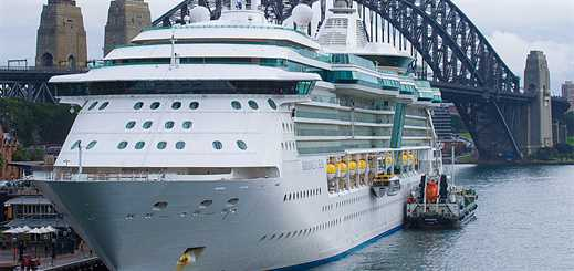 Wollongong to handle first-ever cruise visit in October 2016