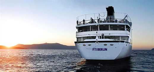 Columbia Cruise Services signs contract with FTI Cruises