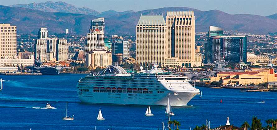 Port of San Diego welcomes first cruise call of 2015 season