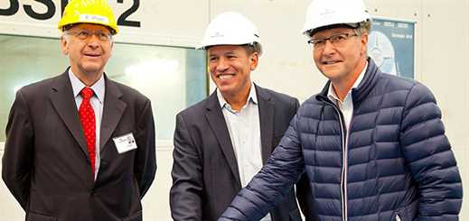 Meyer Werft cuts steel for Norwegian Bliss in Germany