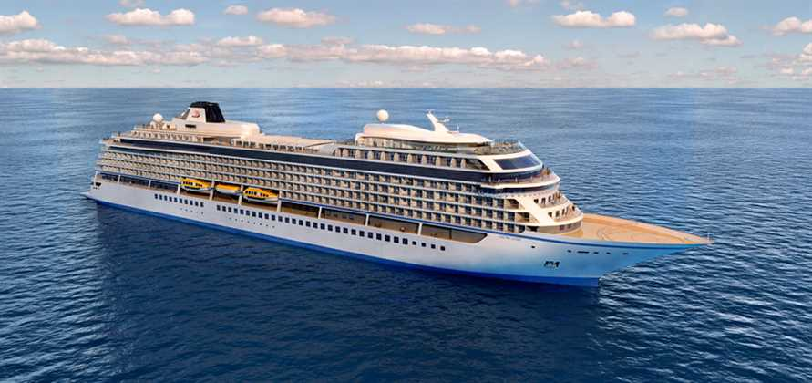 Viking orders two more ocean cruise ships from Fincantieri