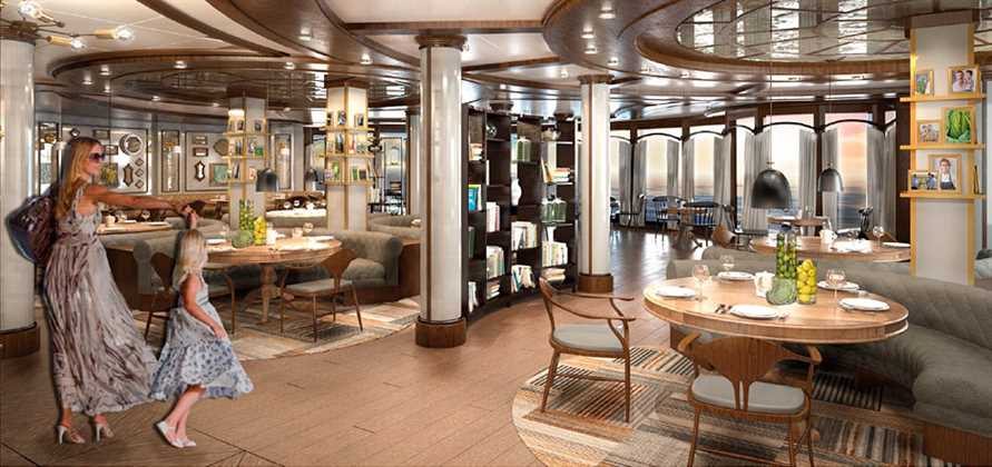 Emerald Princess emerges from multimillion-pound refit