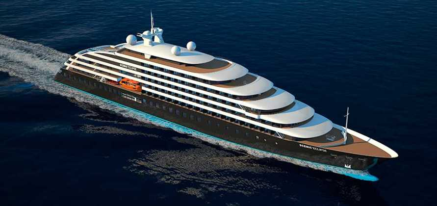 Bureau Veritas to class new expedition cruise ship for Scenic