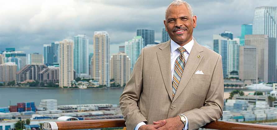 Keynote: Sustaining the upward trend at Carnival Corporation