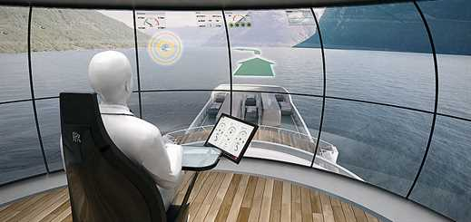 The age of innovation enters the global ferry sector