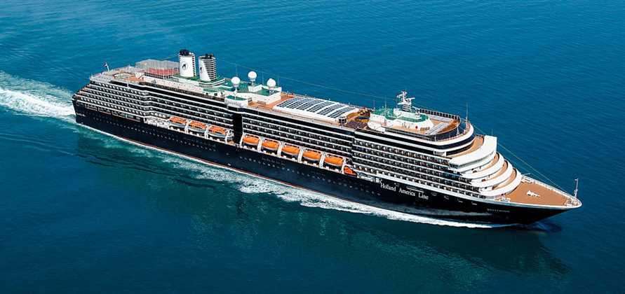 Holland America Line expands 2016-2017 Mexico programme