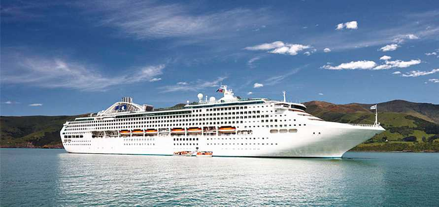 Princess ships to dock in the centre of Cairns from June