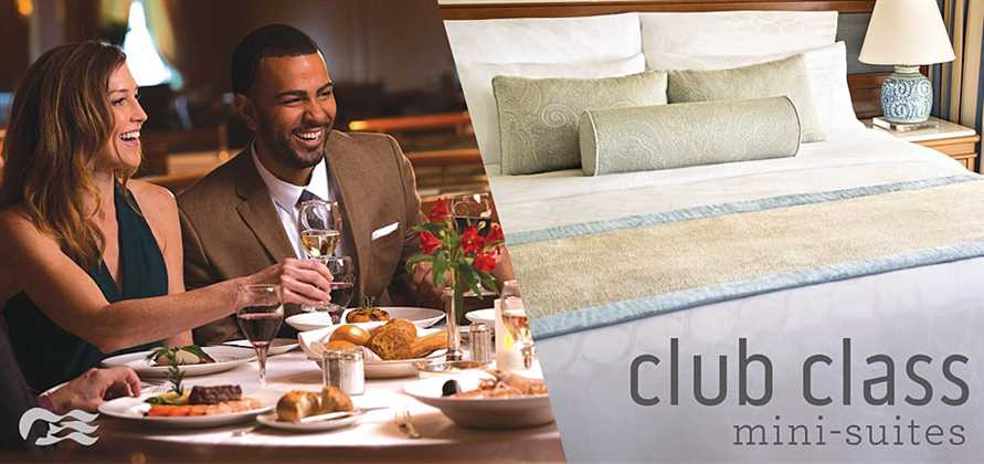 Princess introduces new Club Class Mini-Suites