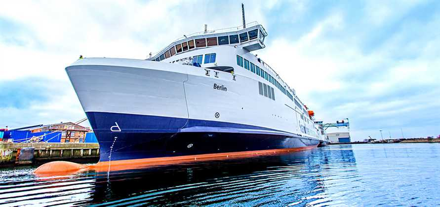 Corvus Energy solution powers new Scandlines ferry