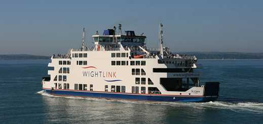 In with the new at Wightlink