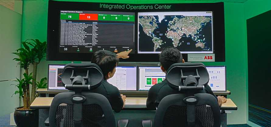 ABB to open new integrated Operations Center in Singapore
