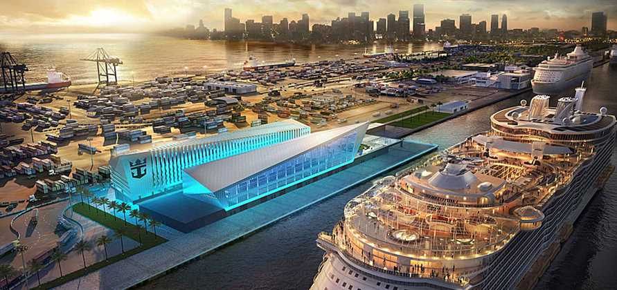 Royal Caribbean to build and operate new terminal at PortMiami