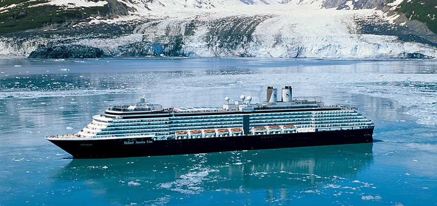 Holland America ramps up cruise ships in Alaska for 2017