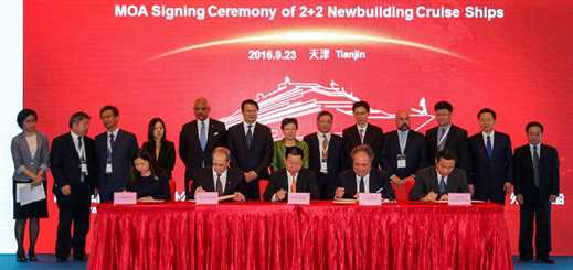 Cruise industry leaders set their sights on China at annual CCS show