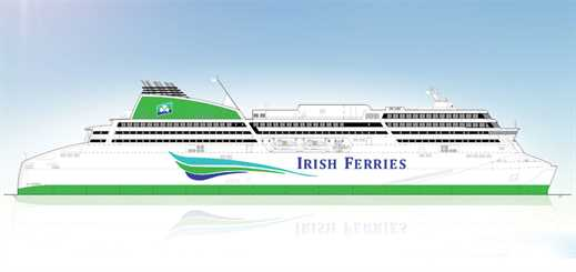 Building an environmentally friendly ferry fleet