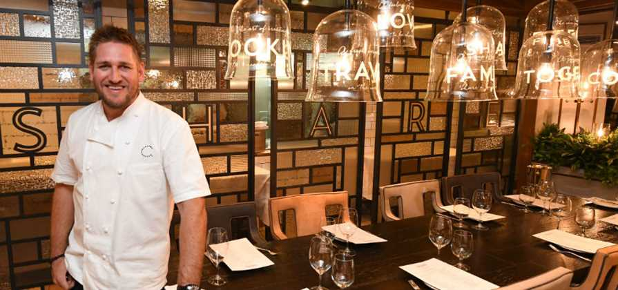 Princess officially opens new SHARE by Curtis Stone restaurant