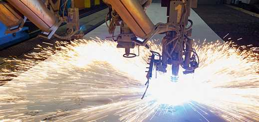 Meyer Werft cuts the steel for Norwegian Bliss