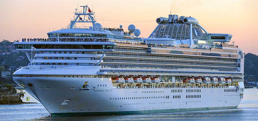 Princess to offer biggest ever season of ex-UK cruises in 2018