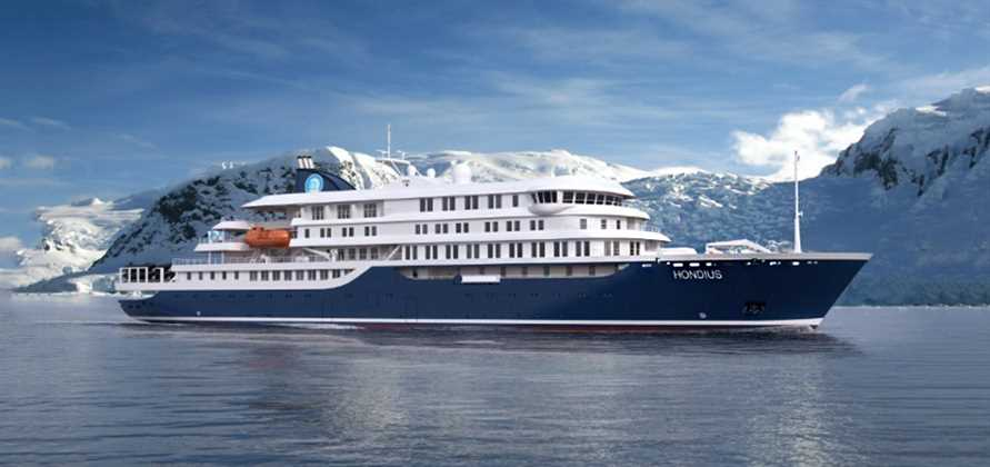 Oceanwide Expeditions orders new polar cruise ship from Brodosplit