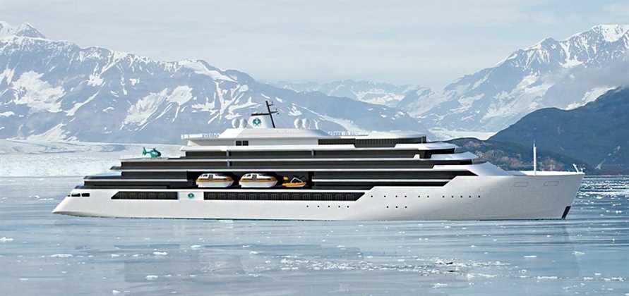 DNV GL to classify three Crystal expedition yachts