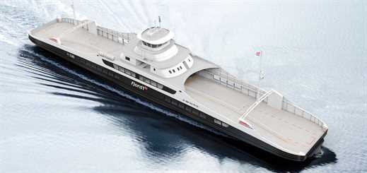Going green with hybrid passenger ferries