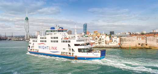 Investing in a stronger future for Wightlink