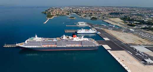 Cruise passengers on the rise in Zadar thanks to new port