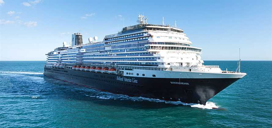 Koningsdam earns full marks in USPH inspection