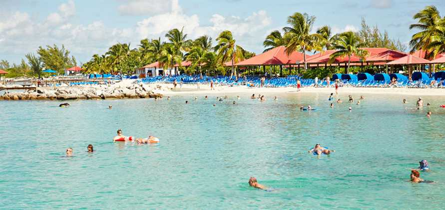 Carnival to make 138 calls at Princess Cays over next two years