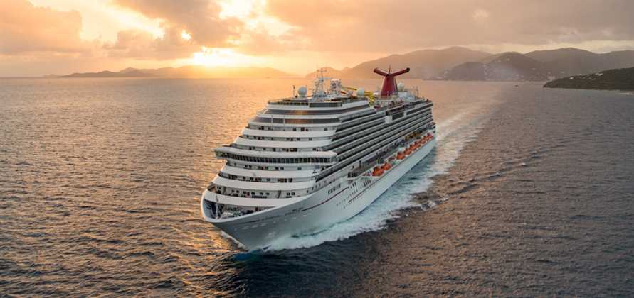 Carnival to reposition three newest ships in 2018