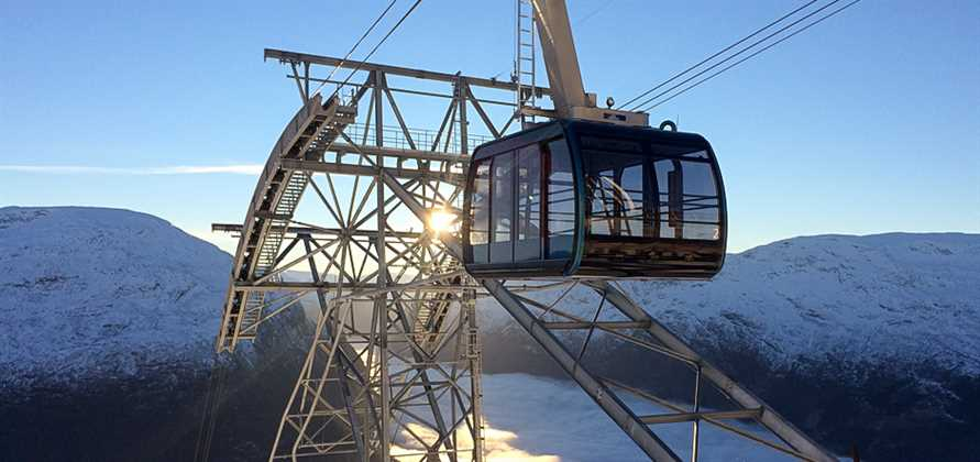 Nordfjord set to open new Loen Skylift in May 2017
